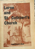 LORNE AND ST CUTHBERT'S CHURCH