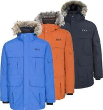 Trespass Highland DLX Down Filled Parka Waterproof Breathable Winter Parka