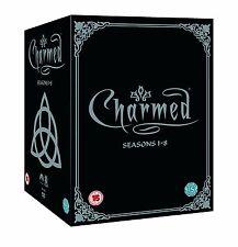 Charmed Die Komplette Serie [48x DVD] NEU Zauberhafte Hexen Staffel 1-8 DEUTSCH