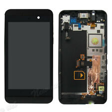 New LCD Screen Touch Digitizer Assembly Frame Replacement for BlackBerry Z10 4G
