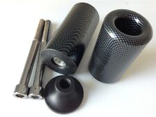 Carbon Frame Slider Protector For 2003-2004 Kawasaki Zx6R Zx-6R Zx6Rr
