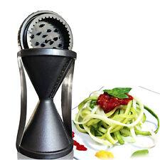 Pro Vegetable Fruit Shred Slicer Cutter Peeler Spiral Home Kitchen Tool Gadget