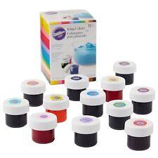 Colorantes De Glaseado Para Decoración De Pasteles Accesorios Para Repostería