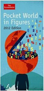 Like New, Pocket World in Figures 2012, The Economist, Hardcover