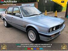 1991 H BMW 316i LUX 1 FORMER KEEPER VERY LOW MILES FSH 17 STAMPS INC TIMING BELT