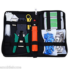 11 in 1 Professional Network Computer PC Maintenance Repair Tool Kit Toolbox.