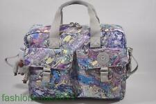 New KIPLING New Baby L Nursery Shoulder Bag with Changing Pad - Marble Multi