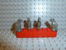 LEGO ® System 4x Pappagallo Grigio scuro Set 10182 Dark Bluish Gray Bird 2546 k252