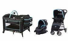 Disney Baby Stroller Infant Car Seat Travel System Playard w/ Nursing Station