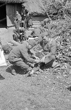 34.Infanteriedivision-Sanitäts Komp.-Wiasma-Moskau-1941-stabsarzt-Sanitäter-291