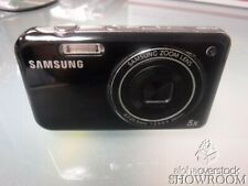Used & Untested - Samsung* PL120 (Black) Digital Camera For Parts Or Repair Only