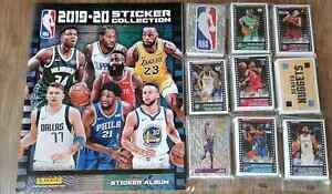 NBA Basketball Panini 2019-20 Album+set ZION Rookie