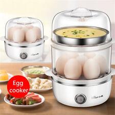 14 Egg Boiler Multifunction Electric Cooker Steamer Home Kitchen Breakfast Maker