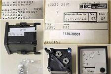 BBC GOERZ METRAWATT Strommesser EQ 48, Wandler-Nennwert 50/1A