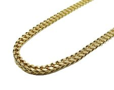 14K Gold Franco Chain 26 Inches 3.5MM 17.6 Grams