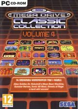 Sega Mega Drive Classic Collection - Volume 4 PC CD-Rom