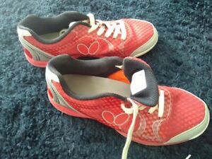 butterfly table tennis shoes size US 9-10 EUR 43