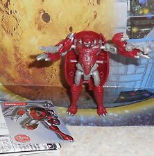 Takara Beast Wars Bump complete Armordillo Transformer Figure C-38 w/cards