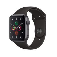 Apple Watch Series 5 (GPS, 44mm) Black