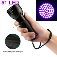 Searchlight 9 Led Flashlight Waterproof Uv Light Anti-fake Jewellery Detector Torch Aluminum Alloy Led Torch For Aaa Battery 100% Guarantee Led Lighting