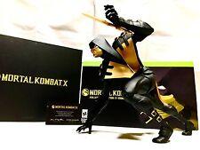 Mortal Kombat X Kollectors Collectors Limited Edition Coarse SCORPION FIGURE