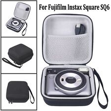 For Fujifilm Instax Square Sq6 Instant Camera Carry Bag Pouch Storage Case Cover