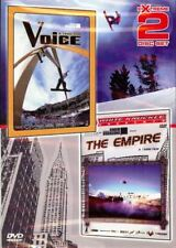 Voice/The Empire (DVD, 2005, 2-Disc Set) freestyle snowboarding winter sports