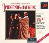 Gluck: Iphigénie En Tauride / Muti, Vaness, Allen, La Scala - CD