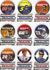 2008 American Thunder DELEGATES #D16 Tony Stewart BV$5!!!
