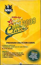 2009 SELECT NRL CLASSIC FACTORY SEALED BOX:CAPTAIN SIGNATURE REDEMPTION PER CASE