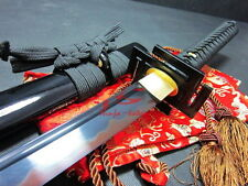 Clay tempered Bleach Inchigo Tensa sword adsorb tungsten battle ready katana