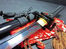 Clay tempered Bleach Inchigo Tensa sword adsorb tungsten battle ready katana