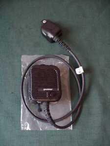 NEW HARRIS MA/COM XG75 P7300 P5500 P5400 P5300 XG25P XG15P RADIO SPEAKER MIC