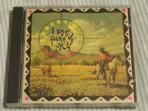 ROBERT EARL KEEN A Bigger Piece Of Sky (CD 1993)
