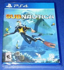 Subnautica PlayStation 4 *New! *Sealed! *Free Shipping!
