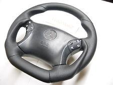 Mercedes CUSTOM Steering Wheel W203 C Class Thick flat bottom ergonomic