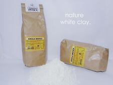Pure Organic White Clay Fine Kaolin Powder Face Mask – 1000g -1 Kg- 2.2lb - 35oz
