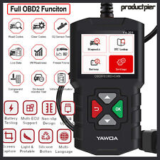 EDIAG YA201 OBD2 Code Reader Auto Car Diagnostic Tool OBDII Scanner Analyzer