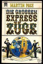 Page, M.; Die großen Expresszüge, 1983