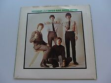 THE BEATLES  ORIGINAL 1976  UK 45    YESTERDAY        I SHOULD HAVE KNOWN BETTER