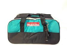 "Makita 22"" NEW Heavy Duty Contractor Tool Bag Inside/Outside pockets 831284-7"
