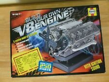Haynes Visible Working V8 Engine Plastic Model Kit