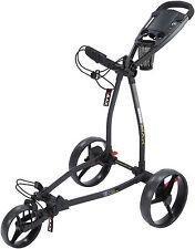 Big Max Blade IP  - 3-Rad-Golftrolley - neues Modell 2018  Farbe: schwarz