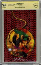 The Changeling #2 Signed Signature Series 9.8