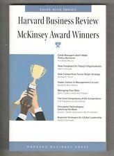 Harvard Business Review - McKinsey Award Winners - Paperback - 9781422166970