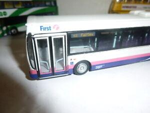 Corgi First Bus Glasgow Volvo Wright Eclipse 1 76 faifley no 62 omnibus