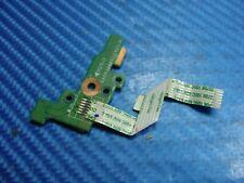 "HP Pavilion G7-2279WM 17.3"" Genuine Power Button Board w/Cable DA0R39PB6D0"