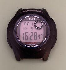 b825ea4fdd24 Relojes de pulsera Casio cronógrafo plástico