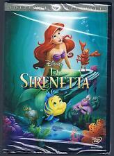 LA SIRENETTA DVD ED. SPECIALE DISNEY BIA 0357502 Z3A  SIGILLATO!!!