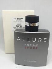 Chanel Allure Homme Sport Eau Extreme Concentree EDT 3.4 NITB!